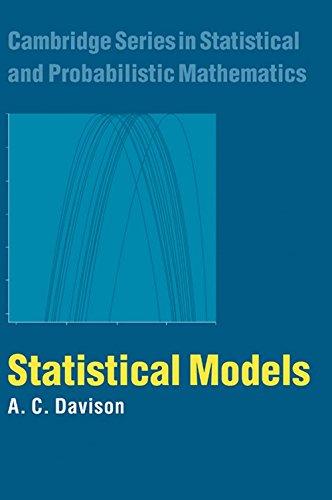 9780521773393: Statistical Models (Cambridge Series in Statistical and Probabilistic Mathematics)