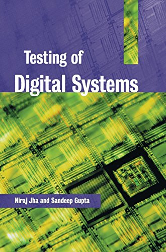 Testing of Digital Systems: Jha, N. K.,