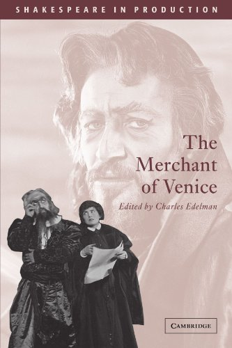 9780521774291: The Merchant of Venice (Shakespeare in Production)