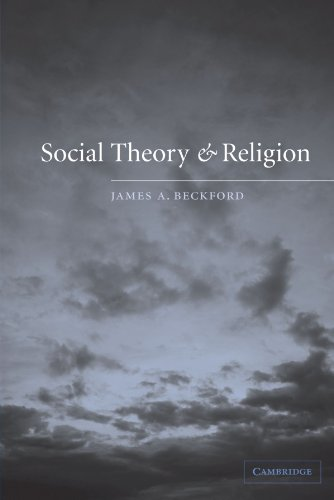 9780521774314: Social Theory and Religion