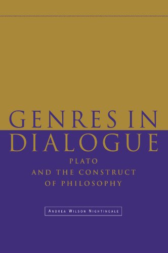 9780521774338: Genres in Dialogue: Plato and the Construct of Philosophy