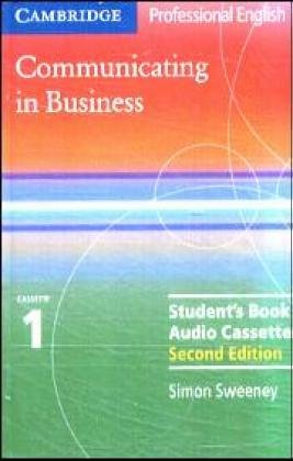 9780521774925: Audio CD Set for Communicating in Business: A Short Course for Business English Students, American English Edition