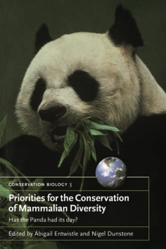 9780521775366: Priorities for the Conservation of Mammalian Diversity: Has the Panda had its Day?