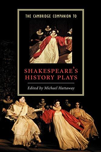 9780521775397: The Cambridge Companion to Shakespeare's History Plays Paperback (Cambridge Companions to Literature)