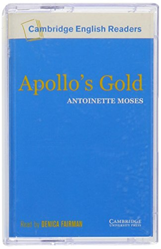 9780521775472: Apollo's Gold Level 2 Audio Cassette (Cambridge English Readers)