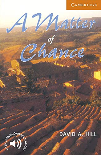 9780521775526: CER4: A Matter of Chance Level 4 (Cambridge English Readers)
