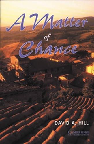 9780521775526: A Matter of Chance Level 4