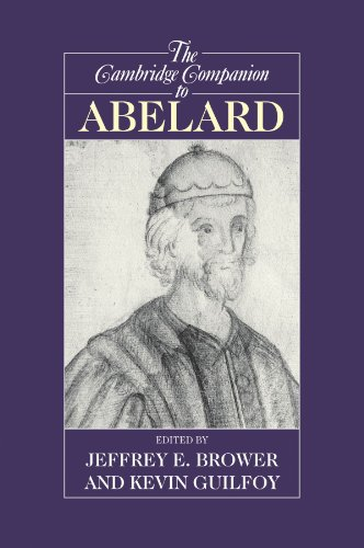 9780521775960: The Cambridge Companion to Abelard Paperback (Cambridge Companions to Philosophy)