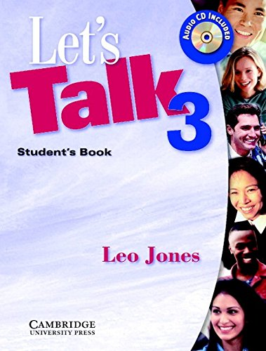 9780521776929: Let's Talk 3 Student's Book