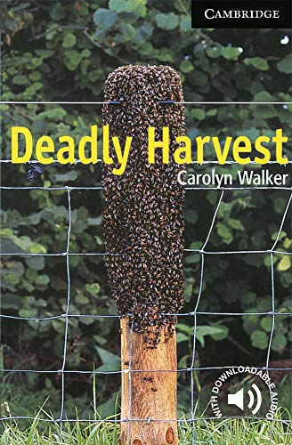 9780521776974: CER6: Deadly Harvest Level 6 (Cambridge English Readers)