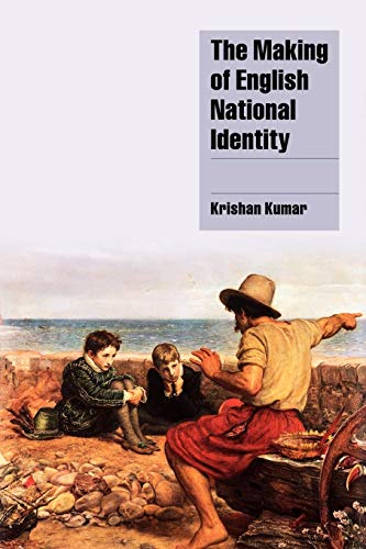 9780521777360: The Making of English National Identity
