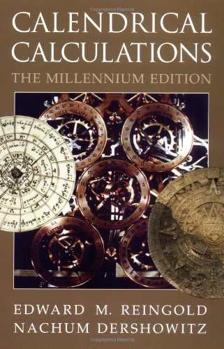 9780521777520: Calendrical Calculations Millennium edition