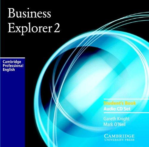 9780521777735: Business Explorer 2 Audio CD