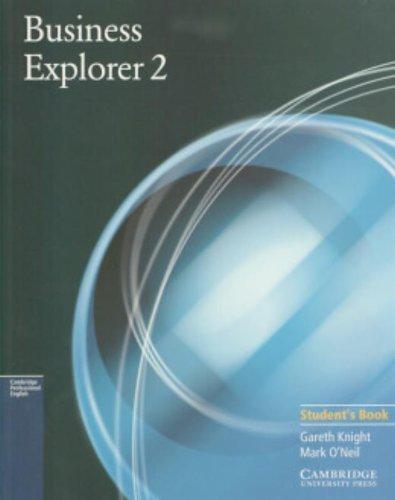 9780521777766: Business Explorer 2 Student's book: v. 2