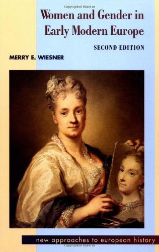 9780521778220: Women and Gender in Early Modern Europe (New Approaches to European History)
