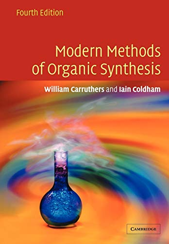 9780521778305: Modern Methods of Organic Synthesis 4th Edition Paperback