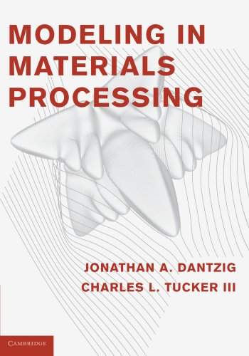 9780521779234: Modeling in Materials Processing