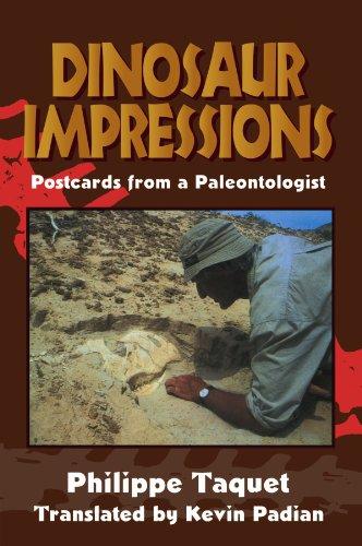 9780521779302: Dinosaur Impressions: Postcards from a Paleontologist