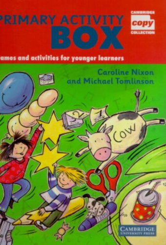 9780521779418: Primary Activity Box: Games and Activities for Younger Learners (Cambridge Copy Collection)