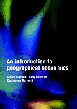 9780521779678: An Introduction to Geographical Economics: Trade, Location and Growth