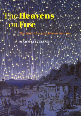 9780521779791: The Heavens on Fire: The Great Leonid Meteor Storms
