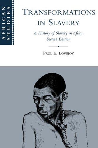 9780521780124: Transformations in Slavery: A History of Slavery in Africa