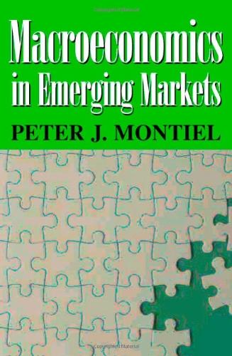 9780521780605: Macroeconomics in Emerging Markets
