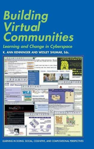 9780521780759: Building Virtual Communities: Learning and Change in Cyberspace (Learning in Doing: Social, Cognitive and Computational Perspectives)