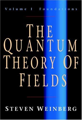 9780521780827: The Quantum Theory of Fields 3 Volume Hardback Set