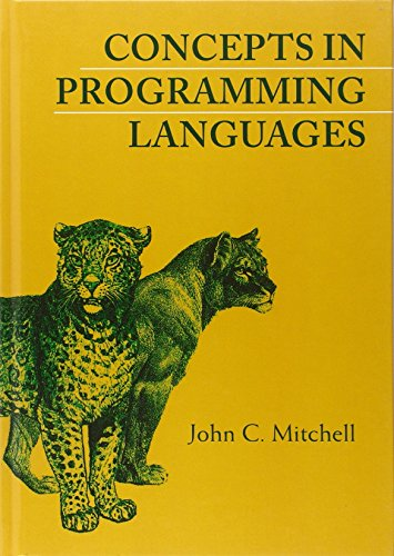 9780521780988: Concepts in Programming Languages