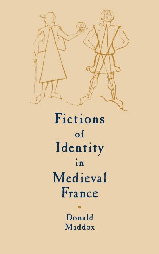 9780521781053: Fictions of Identity in Medieval France (Cambridge Studies in Medieval Literature)