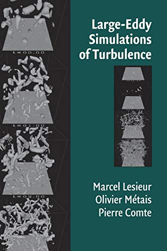 9780521781244: Large-Eddy Simulations of Turbulence