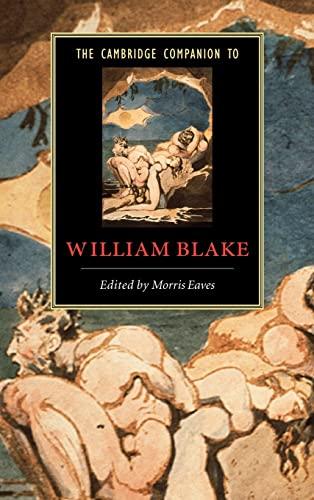 9780521781473: The Cambridge Companion to William Blake