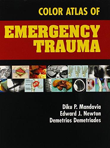 Color Atlas of Emergency Trauma (Hardback)