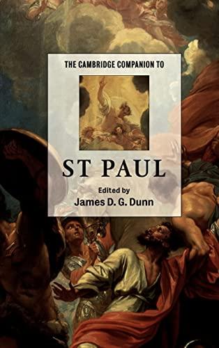 9780521781558: The Cambridge Companion to St Paul Hardback (Cambridge Companions to Religion)