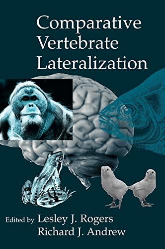 Comparative Vertebrate Lateralization