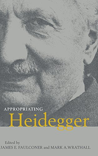 9780521781817: Appropriating Heidegger
