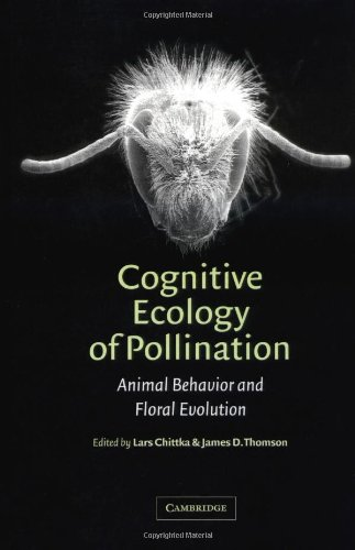 9780521781954: Cognitive Ecology of Pollination: Animal Behaviour and Floral Evolution