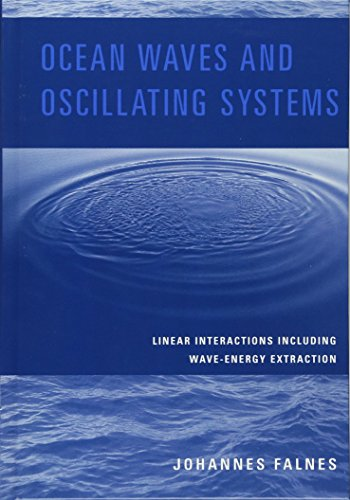9780521782111: Ocean Waves and Oscillating Systems: Linear Interactions Including Wave-Energy Extraction