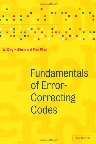 9780521782807: Fundamentals of Error-Correcting Codes