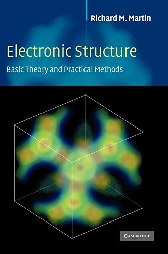 9780521782852: Electronic Structure Hardback: Basic Theory and Practical Methods: Basic Theory and Practical Density Functional Approaches Vol 1