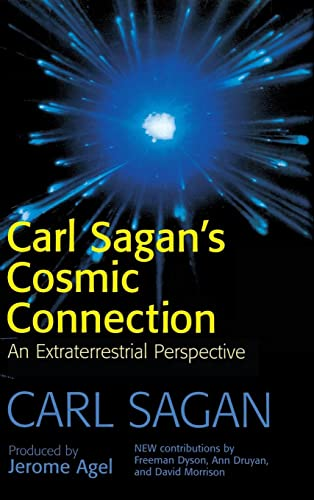 The Cosmic Connection: An Extraterrestrial Perspective (9780521783033) by Carl Sagan