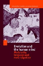 9780521783316: Evolution and the Human Mind: Modularity, Language and Meta-Cognition