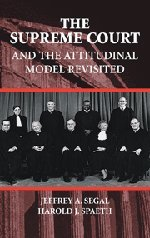 9780521783514: The Supreme Court and the Attitudinal Model Revisited Hardback