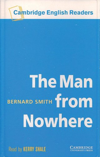 9780521783620: The Man from Nowhere Level 2 Audio Cassette (Cambridge English Readers)