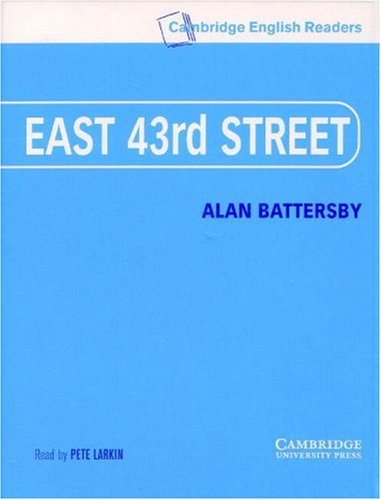 9780521783644: East 43rd Street Level 5 Audio Cassettes (Cambridge English Readers)