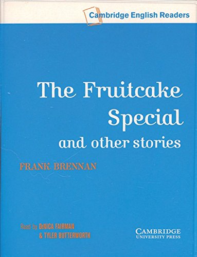 9780521783668: The Fruitcake Special and Other Stories Level 4 Audio Cassette Set (2 Cassettes) (Cambridge English Readers)