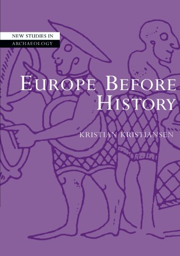 9780521784368: Europe Before History (New Studies in Archaeology)