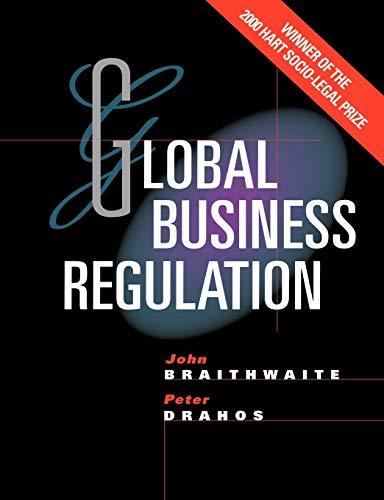 9780521784993: Global Business Regulation