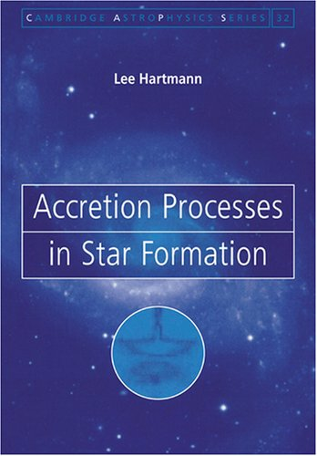 9780521785204: Accretion Processes in Star Formation (Cambridge Astrophysics)